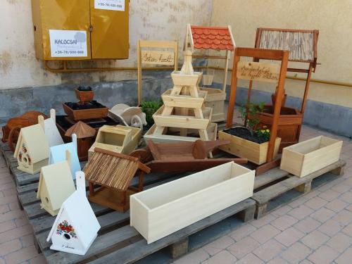 Kalocsa Virágbolt termékek